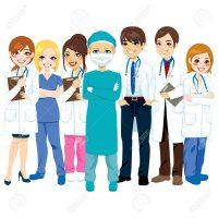 Hospital-medical-team